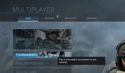 Join Via Multiplayer Lobby
