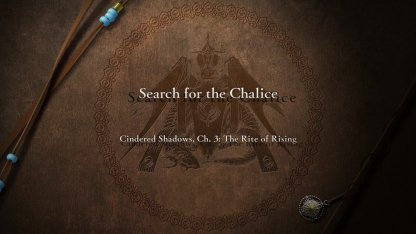 Search for the Chalice