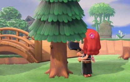 Swing Three Times To Chop Down Trees