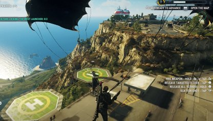 Just Cause 4 Pradera Blastoff Walkthrough