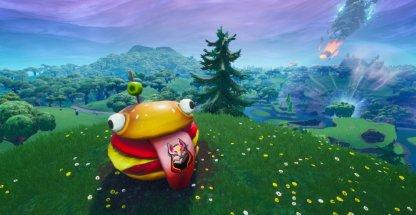 Drift Painted Durrr Burger Head Location Close Up