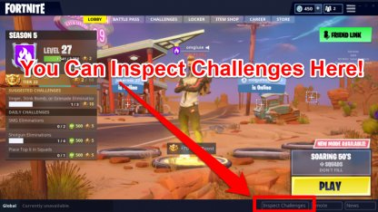 Inspect Challenges