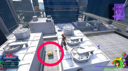 KH3 San Fransokyo - Treasure Chest & Lucky Emblem Locations Detailed Location of the Lucky Emblem Batch 28 - 36