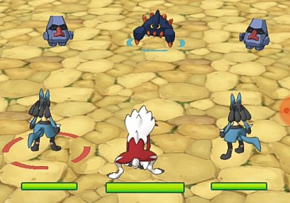 Bring Fighting-Type Pokemon To Battle