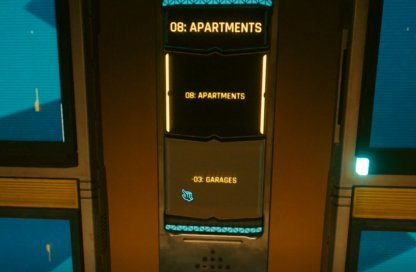 1. The Car Is In Your Apartment