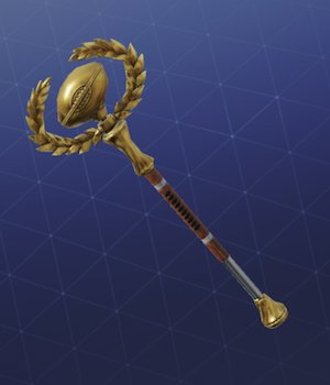 Pickaxe Skin GOLDEN PIGSKIN