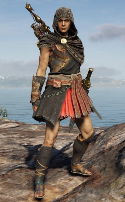 Pirate Set - How to Get & Armor Stats - Assassin's Creed Odyssey