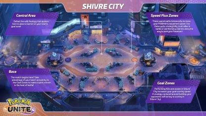 Shivre City Map