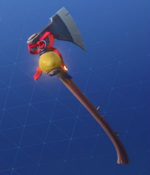 Pickaxe Skin GUIDING GLOW