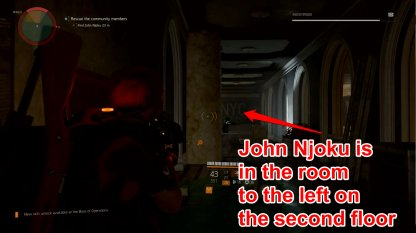 John Njoku Location