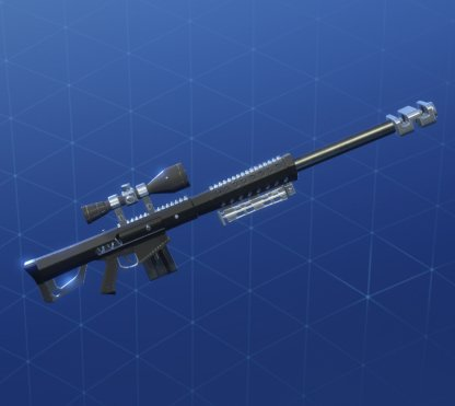 ASSASSIN Wrap - Sniper Rifle