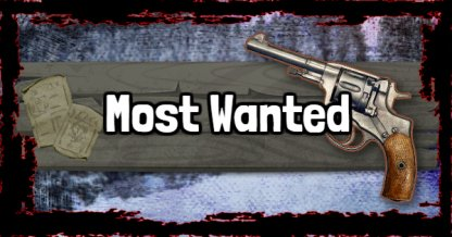 Red Dead Online Showdown Series Most Wanted Guide