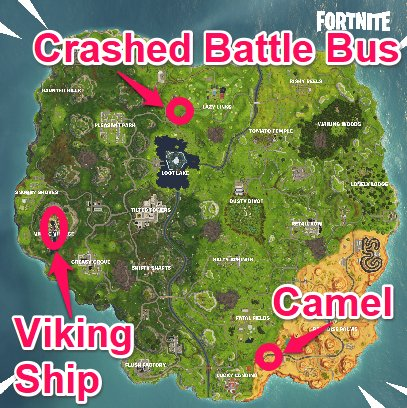 Visit A Viking Ship, A Camel, And A Crashed Battle Bus