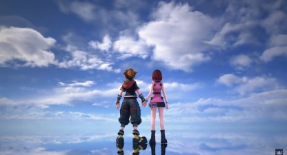 Continues The Story After the Events of Kingdom Hearts 3