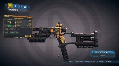 Hornet - Legendary Weapon Stats & Traits