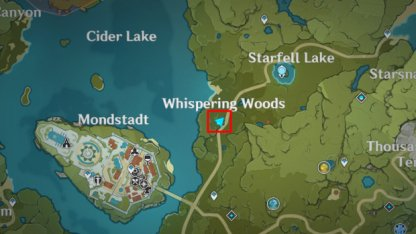 Cedar Tree Location 2