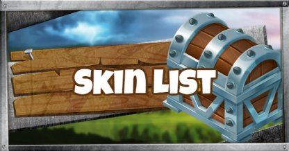All Skin List & Today