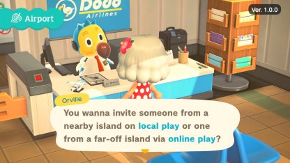 Invite Players To Your Island