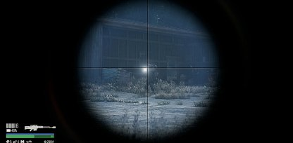 Defeat Helmeted Enemies With Sniper Rifles