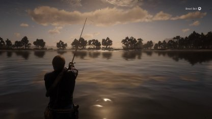 Red Dead Online Best Ways To Earn Money Fishing