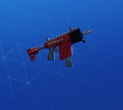 KNIGHTED Wrap - Submachine Gun