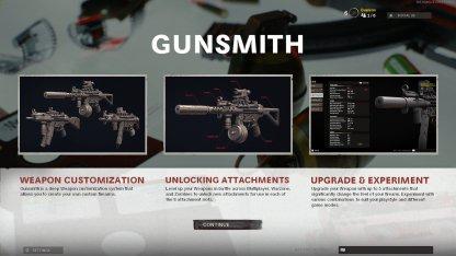 Unlock New Weapons & Equipment