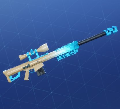 TIDAL WAVE Wrap - Sniper Rifle