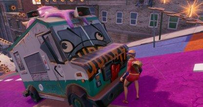 Spray An Ice Cream Truck - Summary