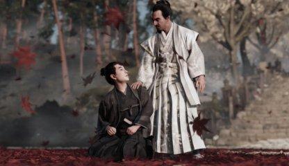 Lord Shimura Adopting Jin