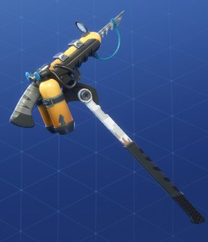 HARPOON AXE Image