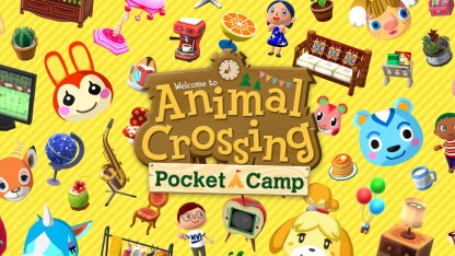 Pocket Camp Crossover Event Overview