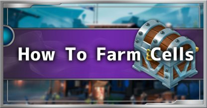 How To Farm Cells Fast - Efficient Farming Tips & Guides