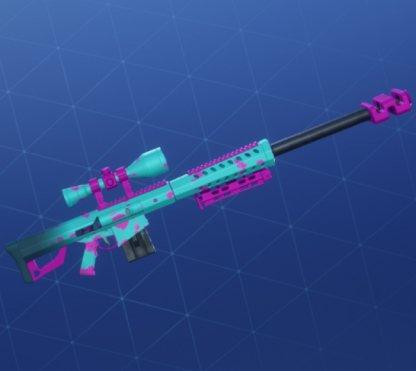 PINK SPLATTER Wrap - Sniper Rifle
