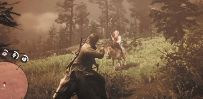 Red Dead Redemption 2 - Blessed Are The Meek?