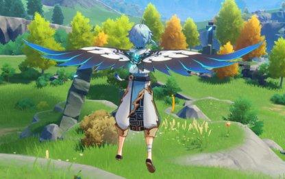 Chongyun Wings