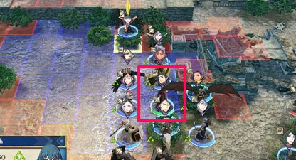 Keep Aelfric Near Healer Or Surrounded