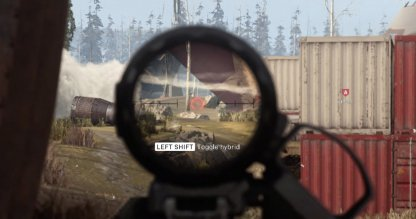Use Scoped Weapons
