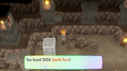 Stealth Rock Location