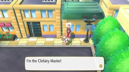 Clefairy Master Trainer