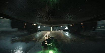 Detonate Under The Airship