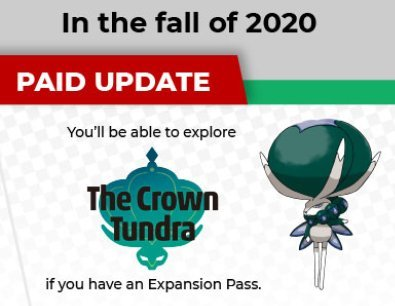 Expansion Pass - Crown of Tundra Required