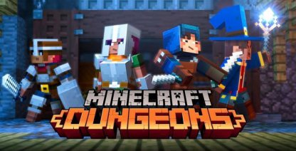Multiplayer Available in Minecraft Dungeon