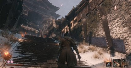 Ashina Castle ~ Upper Tower Antechamber Walkthrough