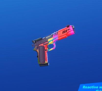 CARNAVAL CONFETTI Wrap - Handgun