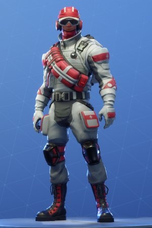 Skin Outfit TRIAGE TROOPER