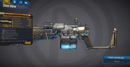 New Legendary Weapons & Gear
