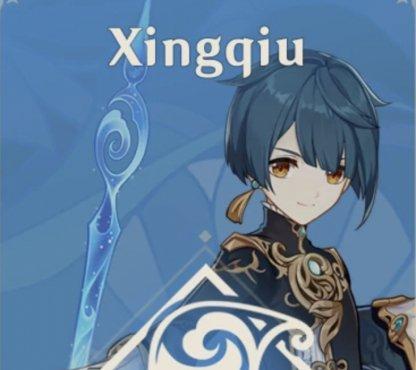 Xingqiu Story Quest