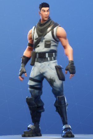 Skin Outfit TROOPER