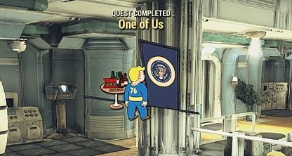 Fallout 76, One Of Us - Quest Walkthrough
