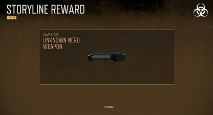 Completing The Mission Unlocks A Secret Sidearm
